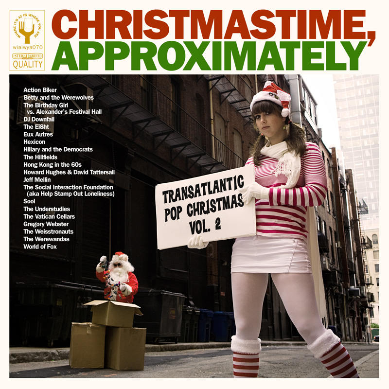 Christmastime, Approximately cover