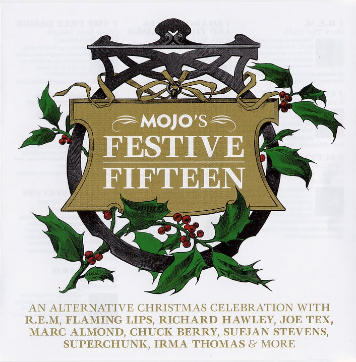 Mojo Festive Fifteen cover