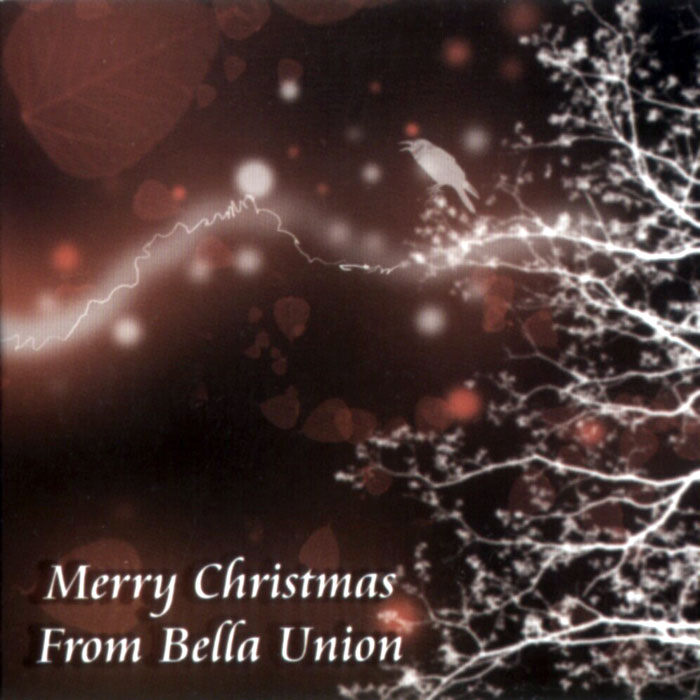 Merry Christmas from Bella Union cover