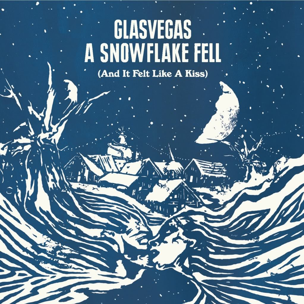 Glasvegas - A Snowflake Fell cover