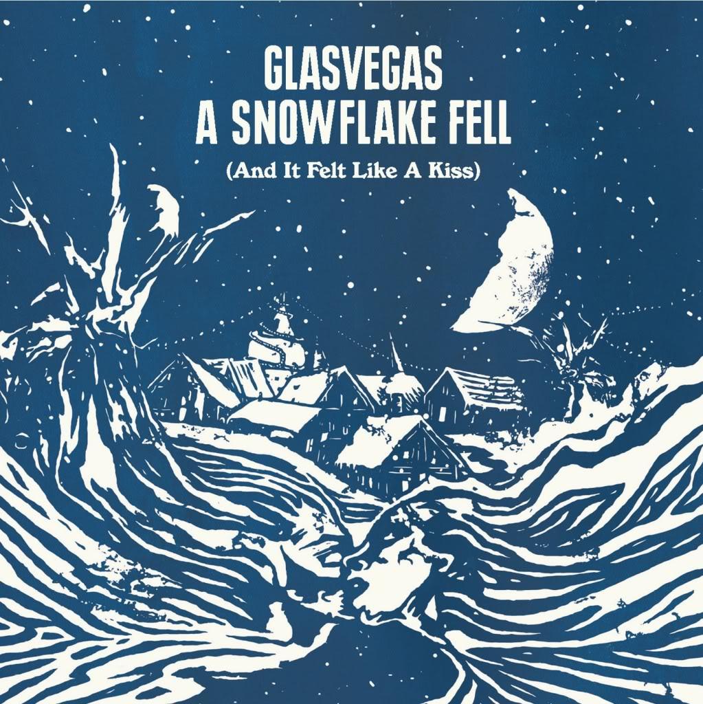 Glasvegas - A Snowflake Fell cover