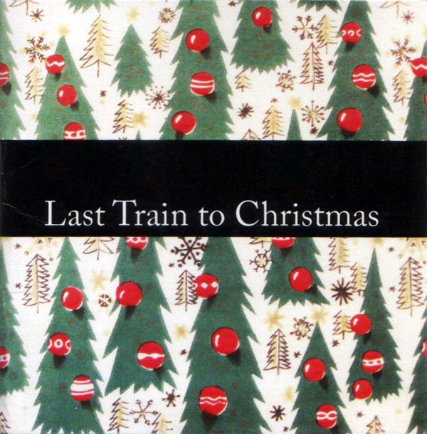 Last Train to Christmas cover