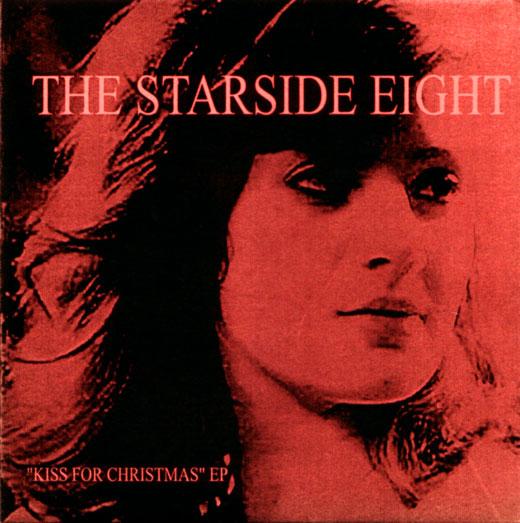 Kiss for Christmas EP cover