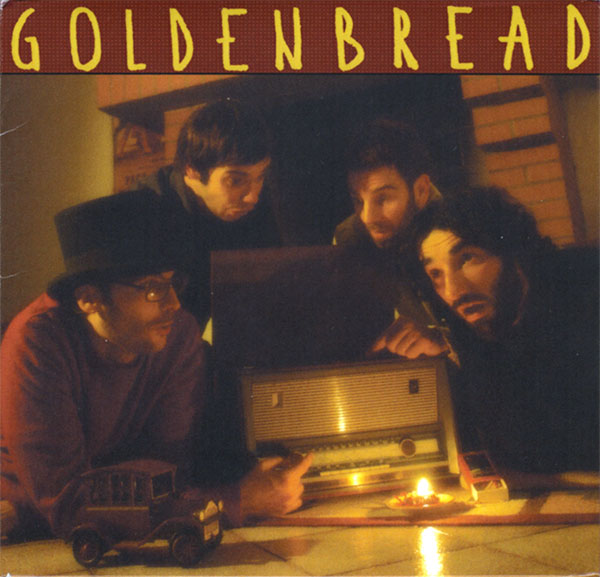 Goldenbread cover