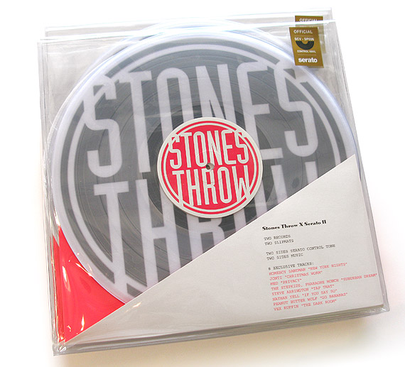 Stones Throw vs. Serato 2