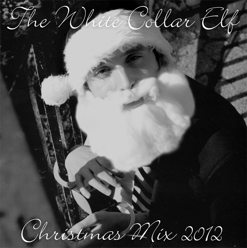 The White Collar Elf cover