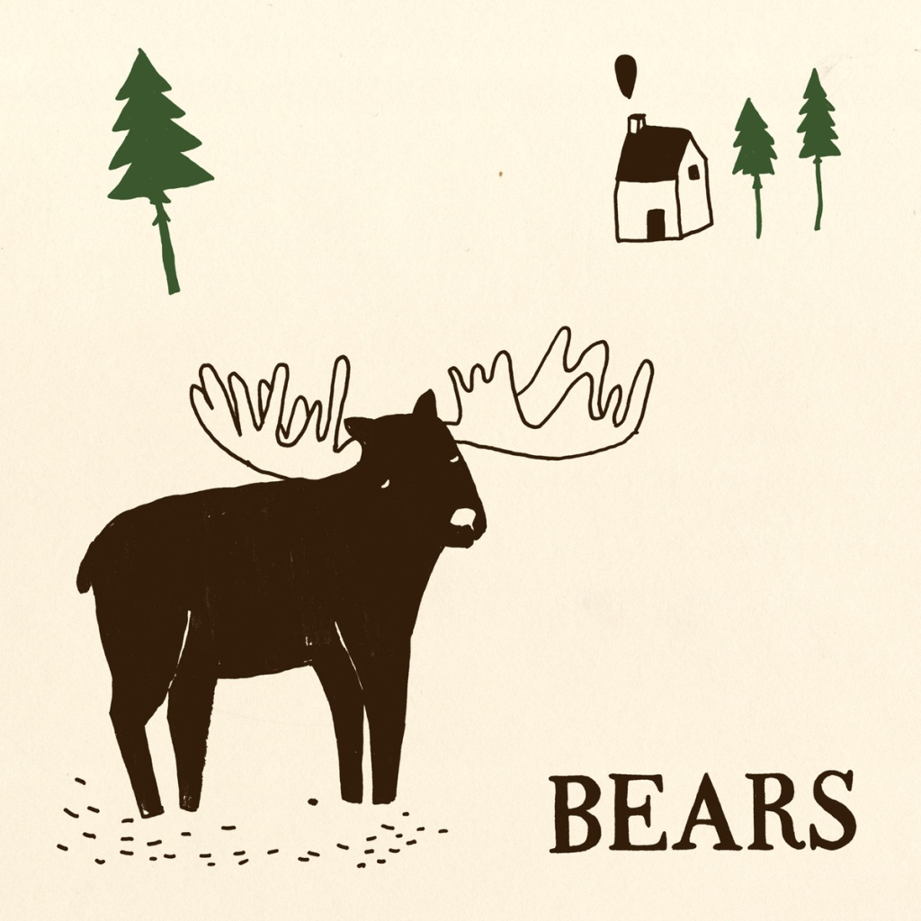 "Bears - Snowman 7"""
