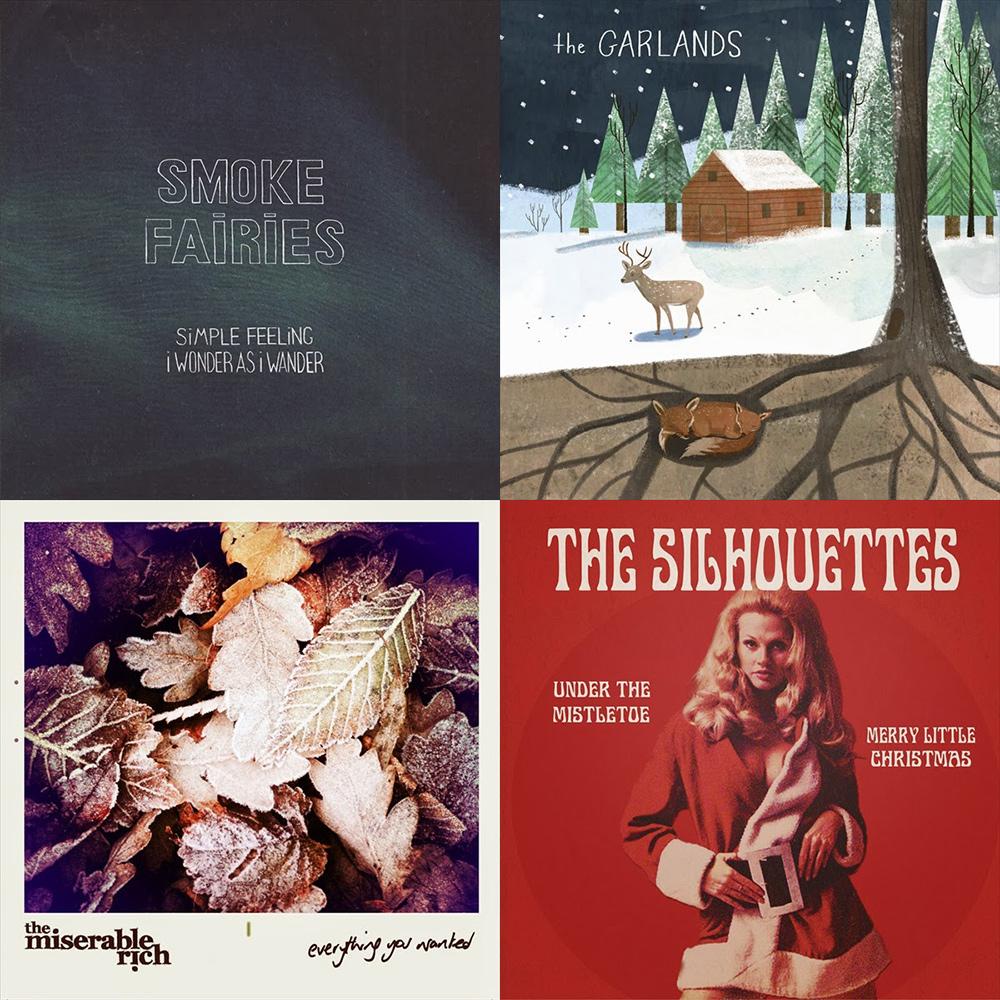 Snowflakes Christmas Singles Club