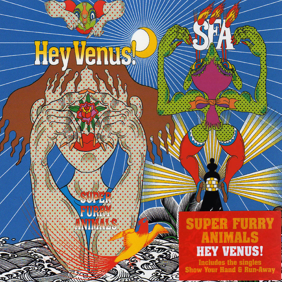 Super Furry Animals - Hey Venus