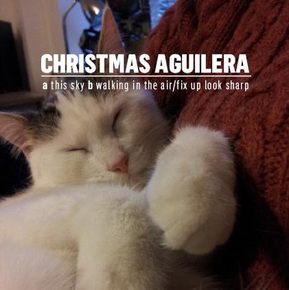 Christmas Aguilera - THe Sky