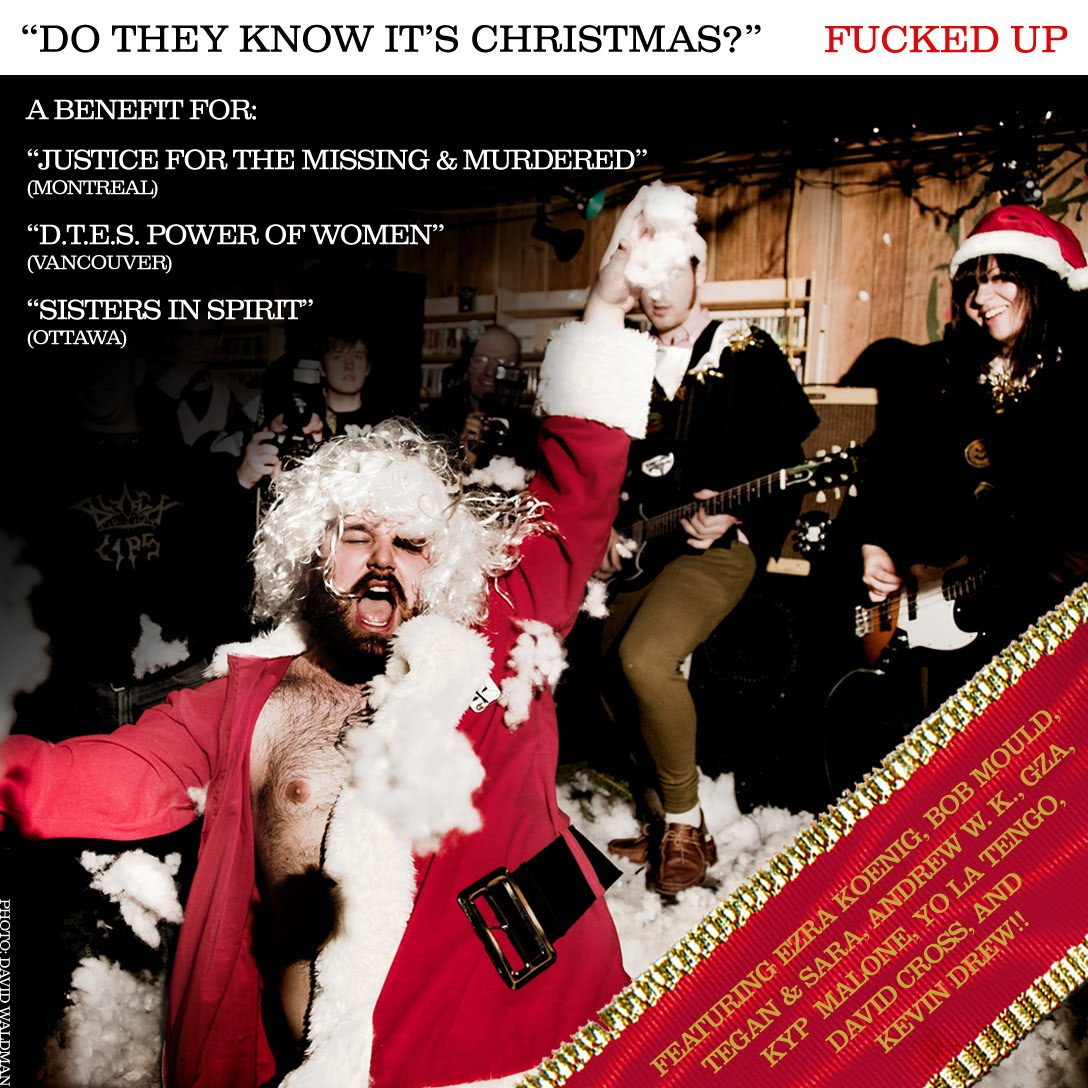 Fucked Up - Do They Know It's Christmas