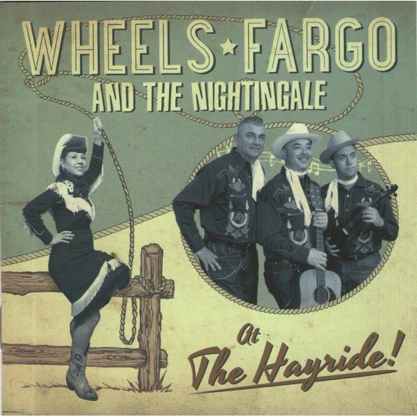 Wheels Fargo and the Nightingale