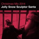 2014: Jolly Snow Sculptor Santa