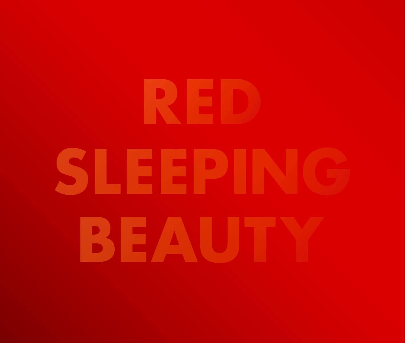 Red Sleeping Beauty