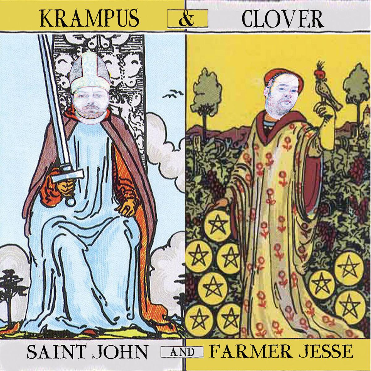 Saint John and Farmer Jesse