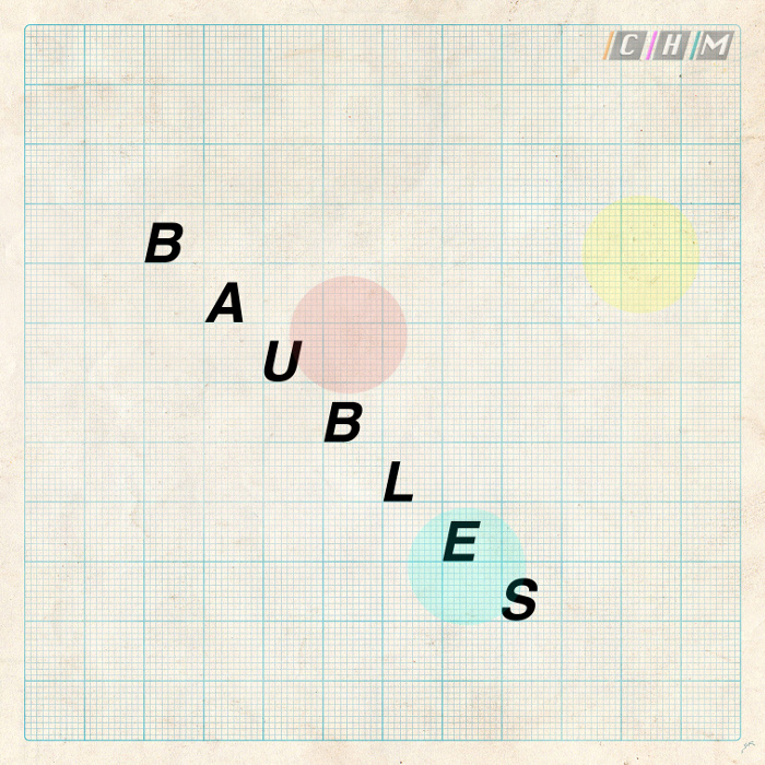 "Charlies Hand Movement "" Baubles"""