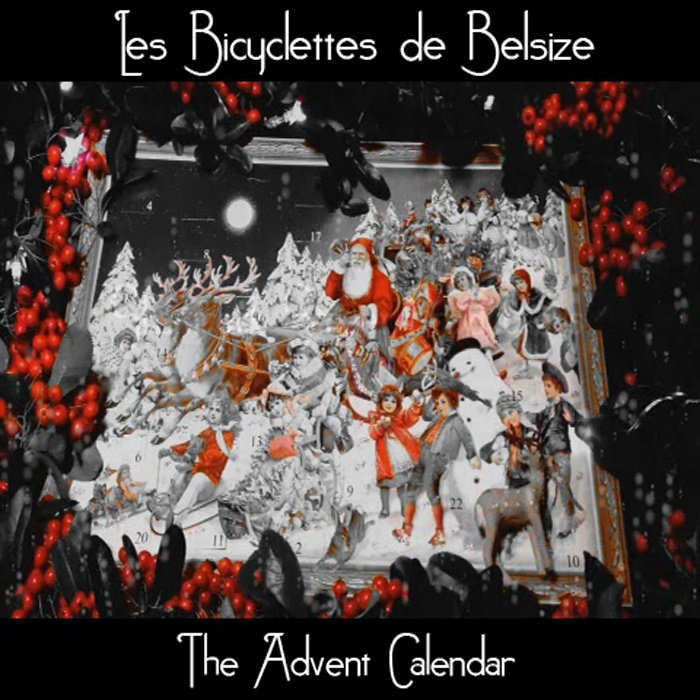 "Les Bicyclettes de Belsize ""The Advent Calendar"""