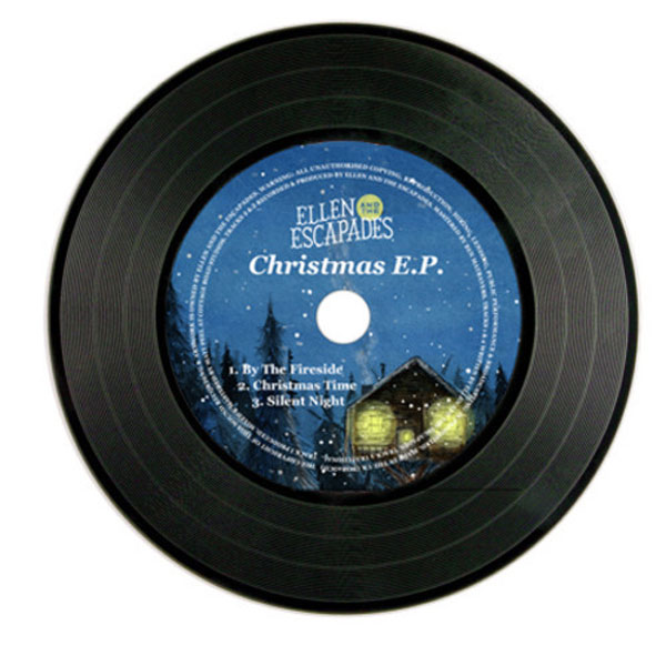 Ellen and the Escapades - Christmas E.P.
