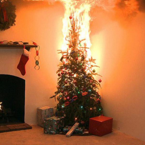Nieves Christmas