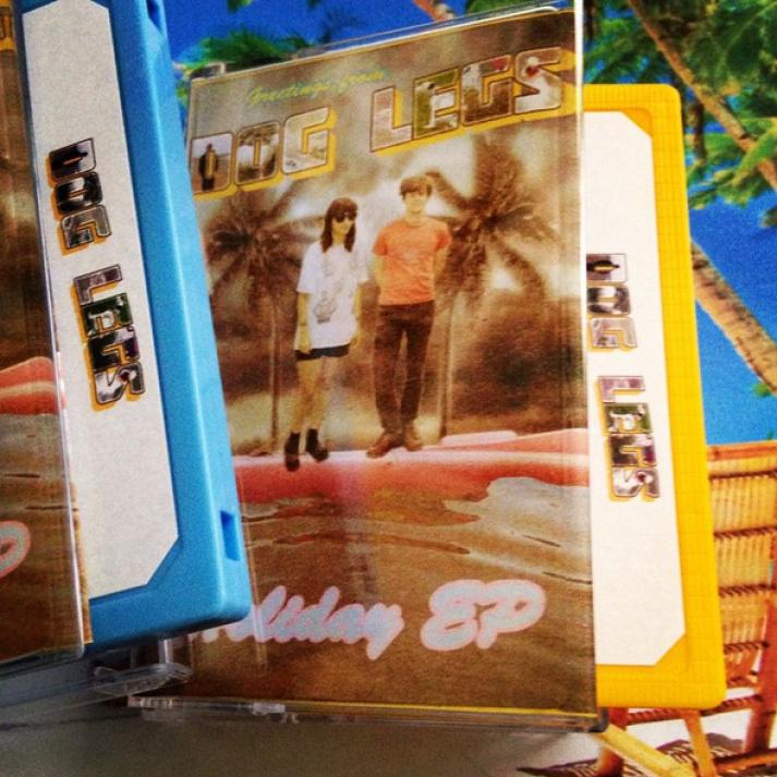 Dog Legs - Holiday EP