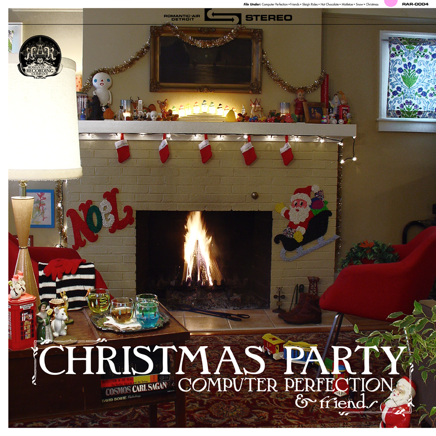 VA - Christmas Party - Computer Perfection and Friends (2008)