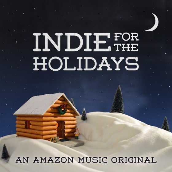 Indie for the Holidays cover