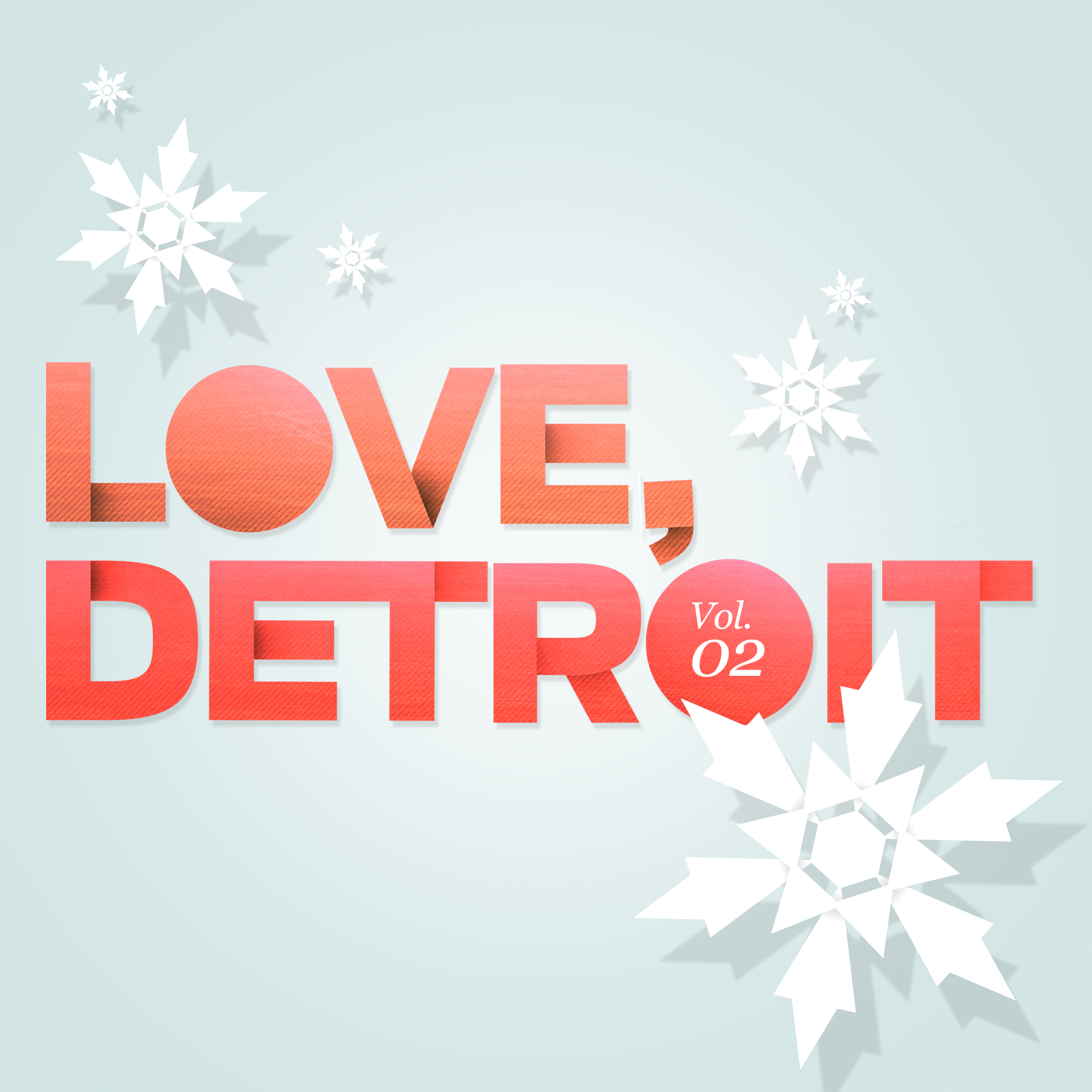 Love, Detroit Vol. 02