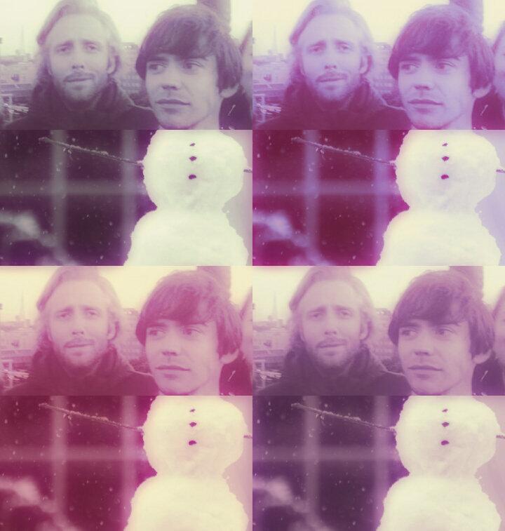 Christmas Aguilera - The Snowman