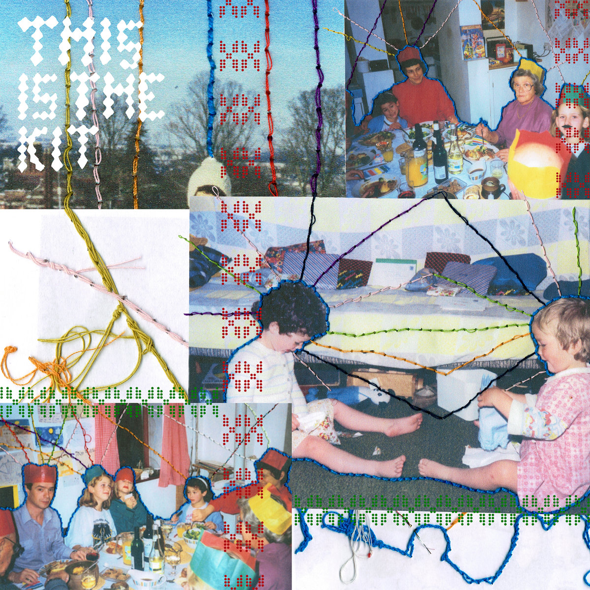 This is the Kit - Christmas Time Is Here b​/​w La Peregrinación