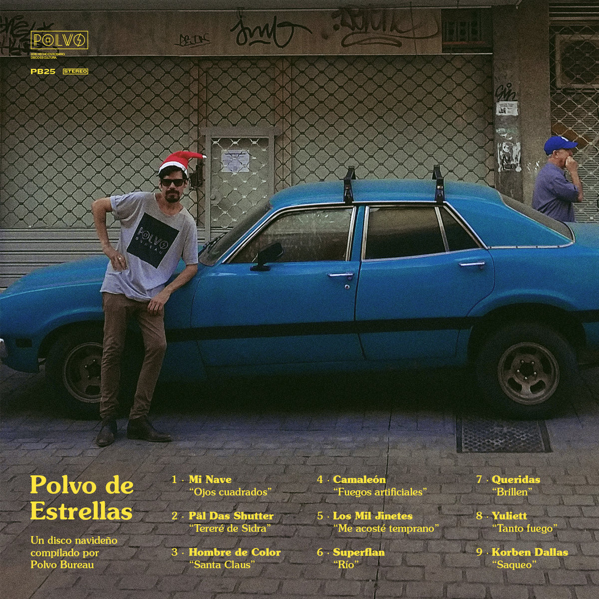 POLVO DE ESTRELLAS (Un disco navideño compilado por Polvo Bureau)