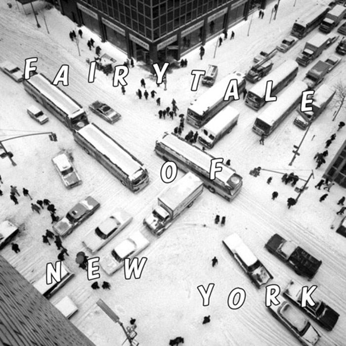 "Daniel Woolhouse ""Fairytale of New York"" (2016)"