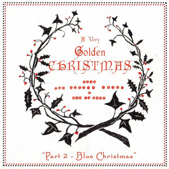 "Golden Dregs ""Blue Christmas"""