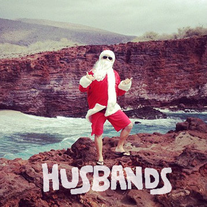 husbands - xmas