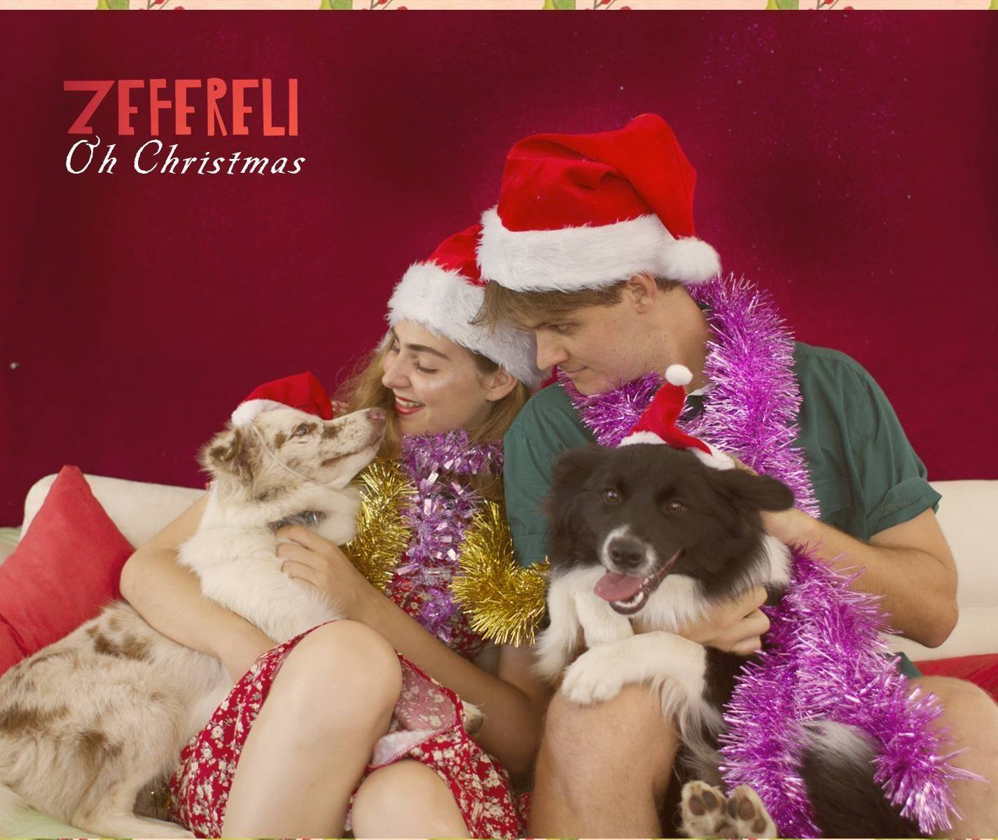 "Zefereli ""Oh Christmas"" (2016)"