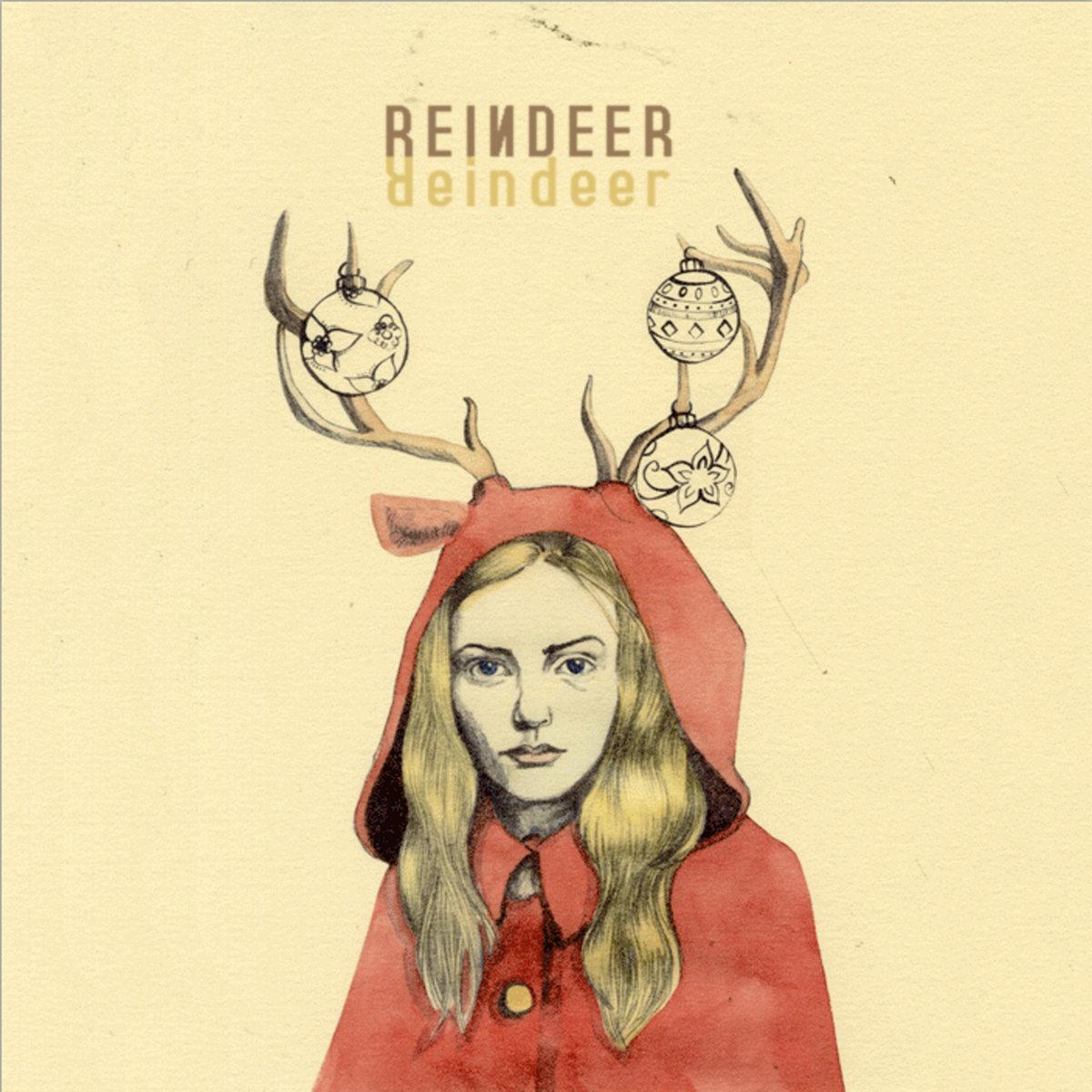 Prints Jackson - Reindeer Reindeer