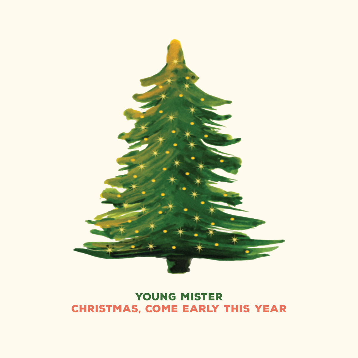 "Young Mister ""Christmas, Please Come Early"""