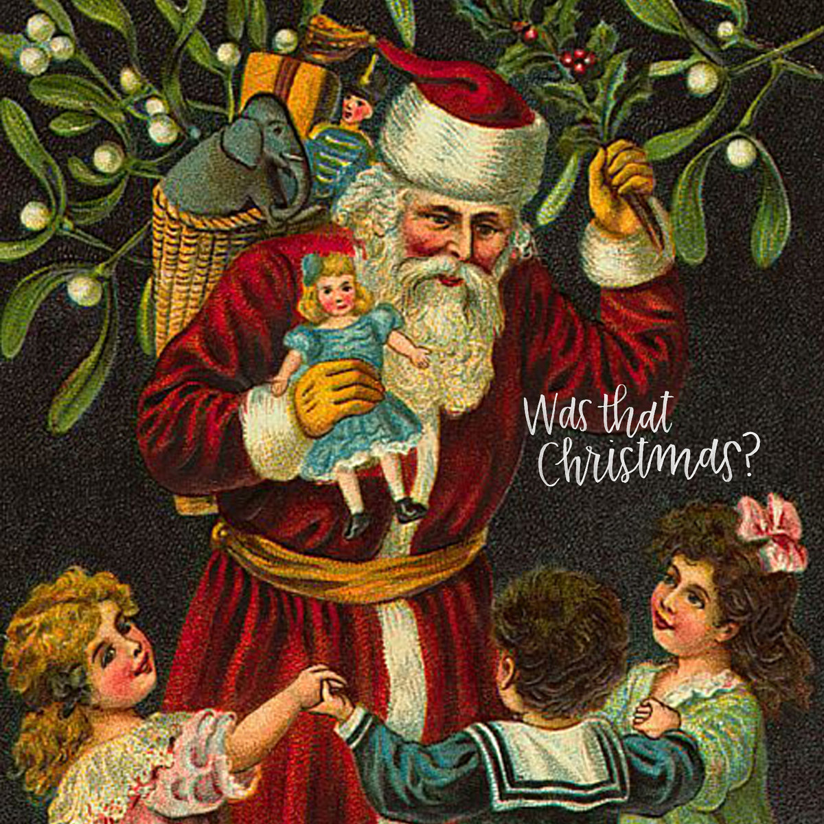 Forest Creatures - Was That Christmas?