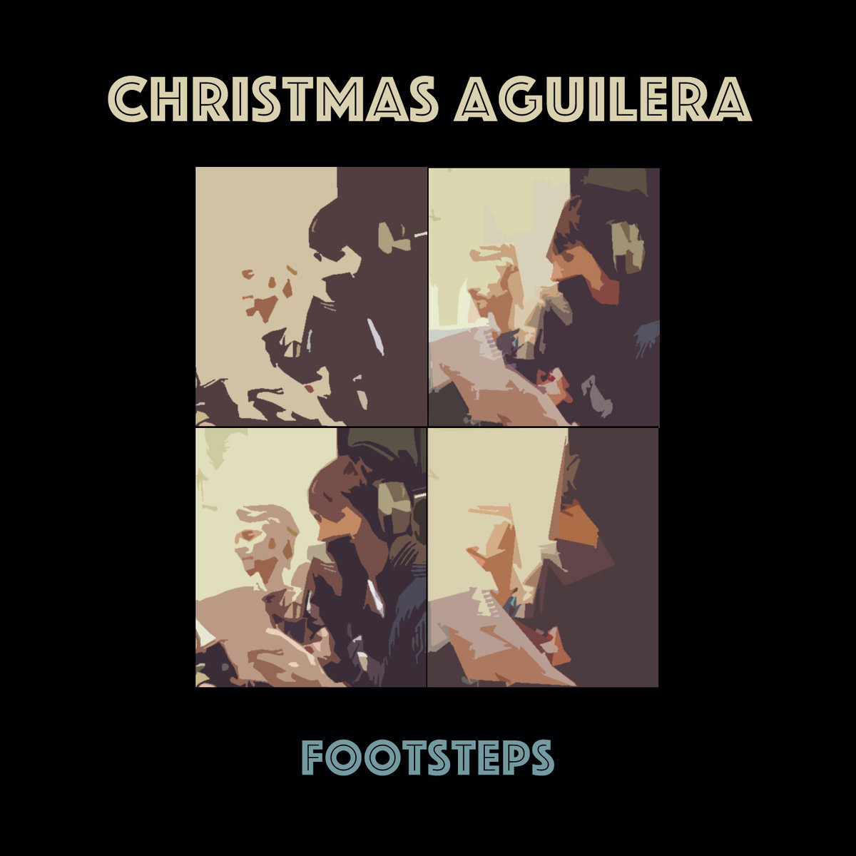 "Christmas Aguilera ""Footsteps"""