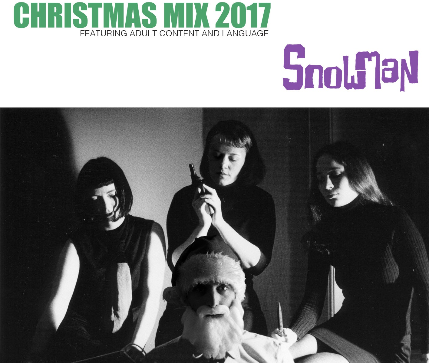 Christmas Mix 2017: Snow Man