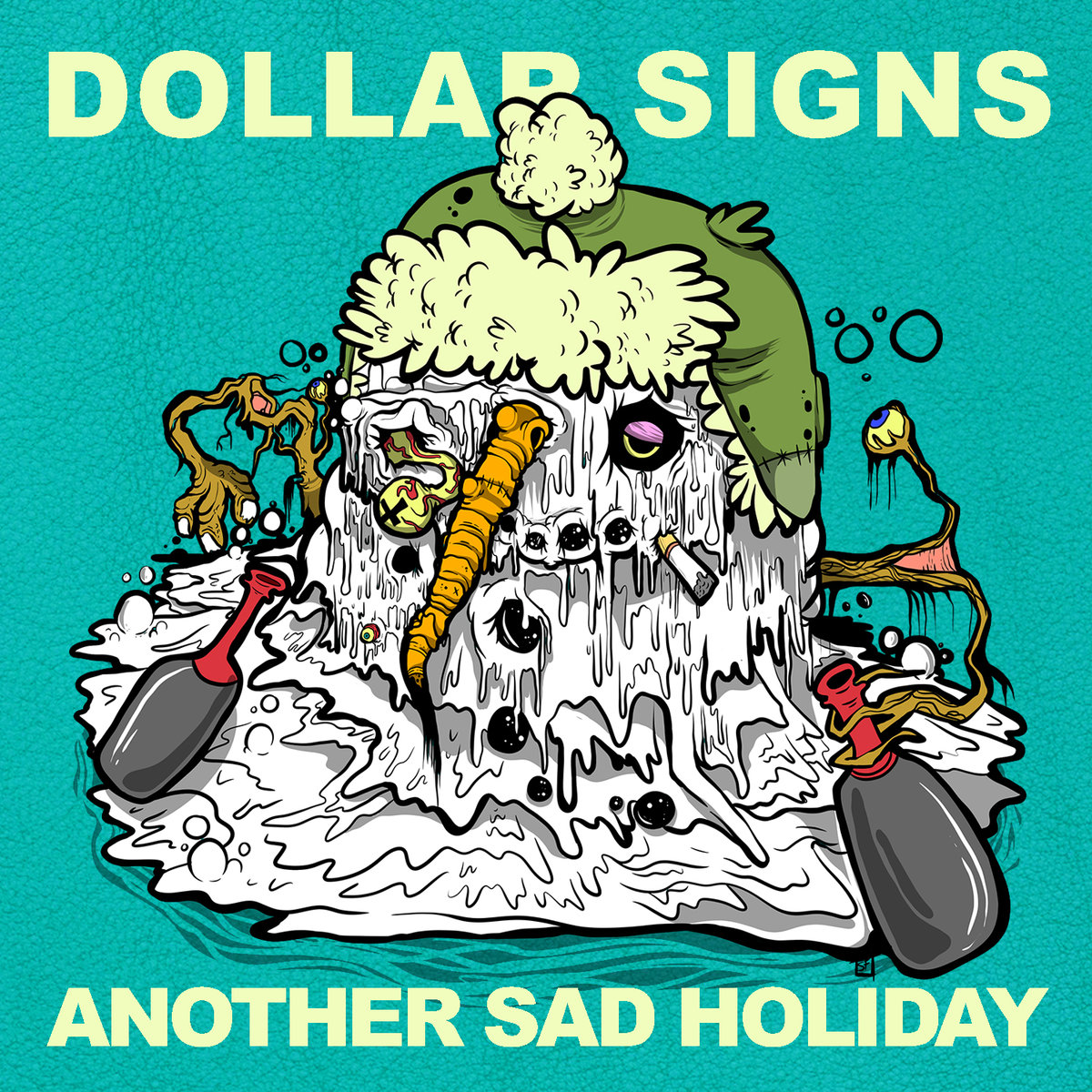 Dollar Signs - Another Sad Holiday