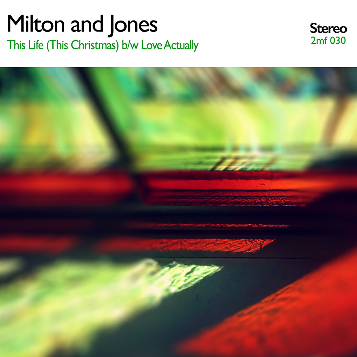 Milton and Jones - This Life