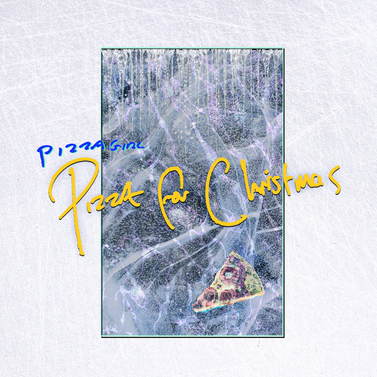 Cover Pizzagirl - Pizza For Christmas
