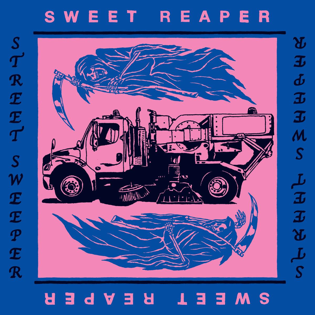 Sweet Reaper cover